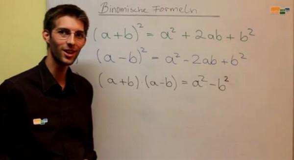 Mathematik Nachhilfe Videos