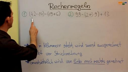 Rechenregeln-Video-Mathenachhilfe