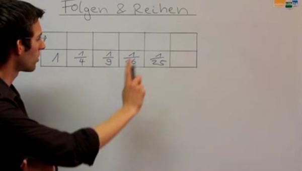 Folgen Reihen Grundlagen Mathe einfach erklärt
