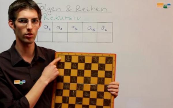 Folgen und Reihen rekursiv Mathematik einfach erklärt
