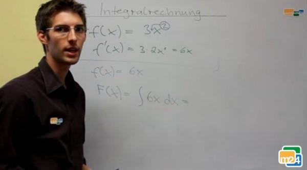 Grundlagen der Integralrechnung