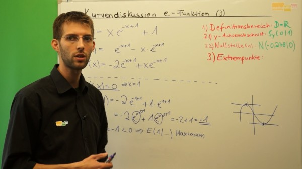 Mathematik Nachhilfe Video