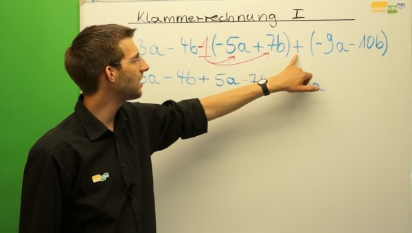 Klammerrechnung - Mathematik Nachhilfe