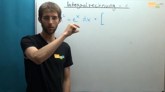 Lernvideo zum bestimmten Integral