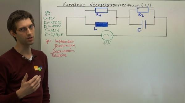 Komplexe Wechselstromrechnung (1.1)