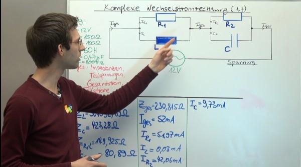 Komplexe Wechselstromrechnung (1.4)