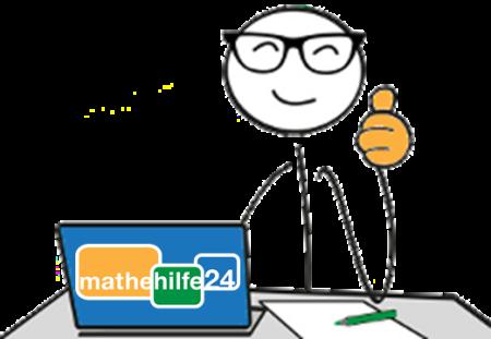 Mathematik einfach gut online erklärt - Gute Erklärungen in Mathe - Mathehilfe24